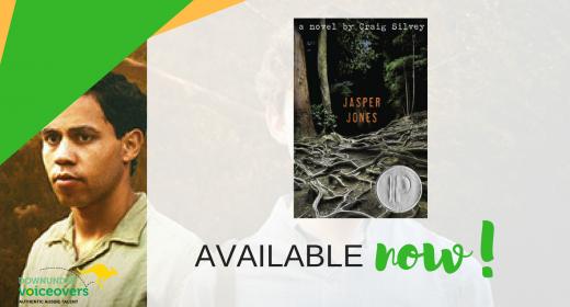 Jasper Jones - Available Now!