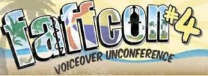 Voiceover unconference logo