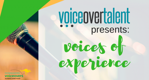 Voiceovertalent.com presents_ Voices of Experience