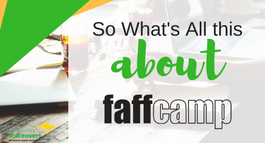 So What's All This About Faff Camp_