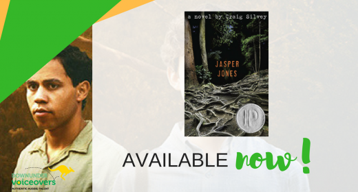 Jasper Jones - Available Now!