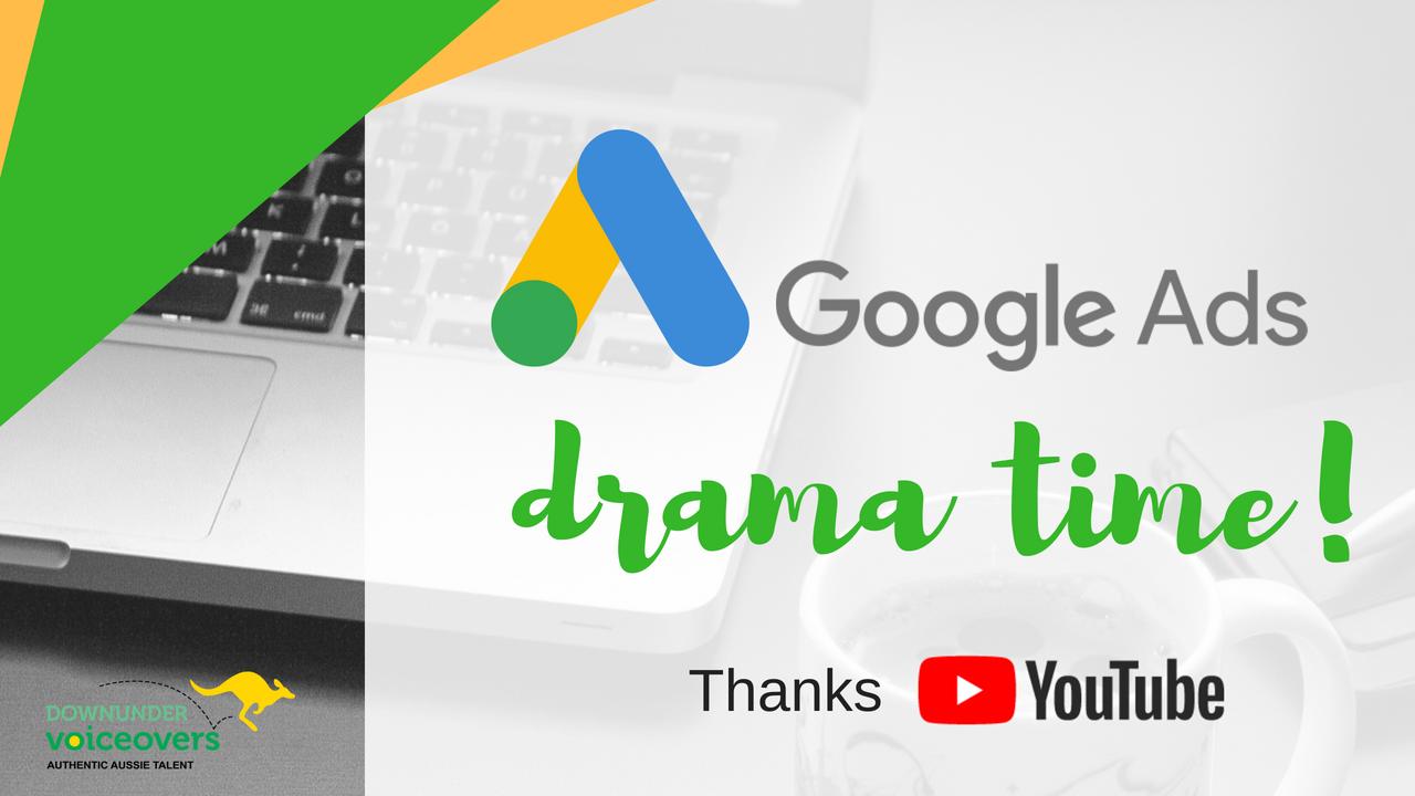 Google Ad Drama