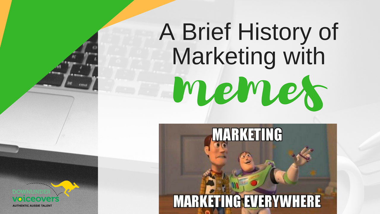 Marketing with memes